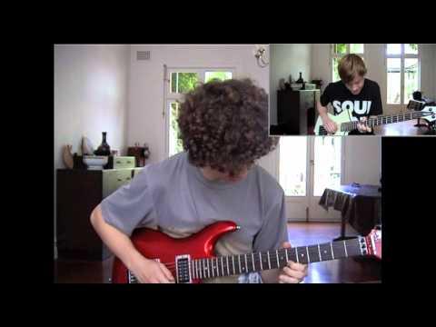 Patrick Stump - Spotlight (Rock Guitar Cover)