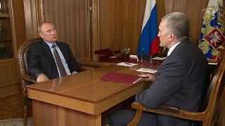 Сергей Аксенов доложил президенту о состоянии транспортной инфраструктуры в Крыму.
