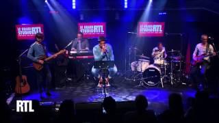 Yannick Noah - Où es tu? en live dans le grand Studio RTL présenté par Eric Jean-Jean.