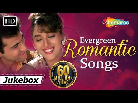 Evergreen Romantic Songs (HD) - Jukebox 6 - 90's Romantic Songs {HD} - Old Hindi Love Songs