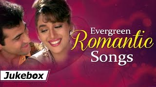 Evergreen Romantic Songs (HD) - Jukebox 6 - 90's Romantic Songs {HD} - Old Hindi Love Songs