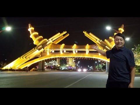 P2: DEJ NROG HMOOB LAG Kev Zoo Nkauj Thaum Yav Tsaus Ntuj (NIGHT VIEW) 滴水苗城 thumbnail