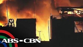 Fires hit Tondo, Payatas