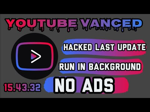 (Youtube Vanced)😎/(No ads/Run in background)D7mas