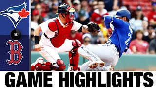 Blue Jays vs. Red Sox Game Highlights (6/12/21) | MLB Highlights