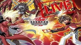 Bakugan: Defenders of the Core Wii On Dolphin - Gameplay Test/Teste.