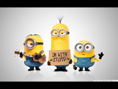 """Justin Bieber - Baby (Minions Cover """"SO HOT"""")"""