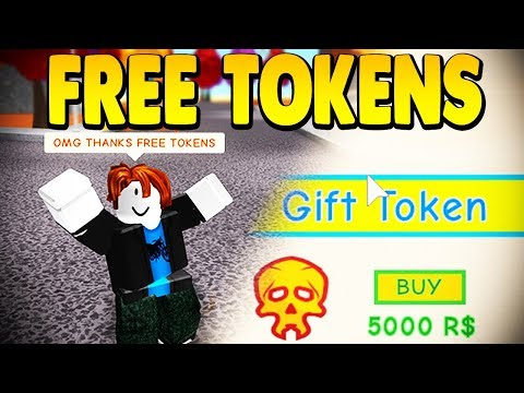 TRUTH OR DARE FOR TOKENS *GIFTING FREE TOKENS* | Super Power Training Simulator