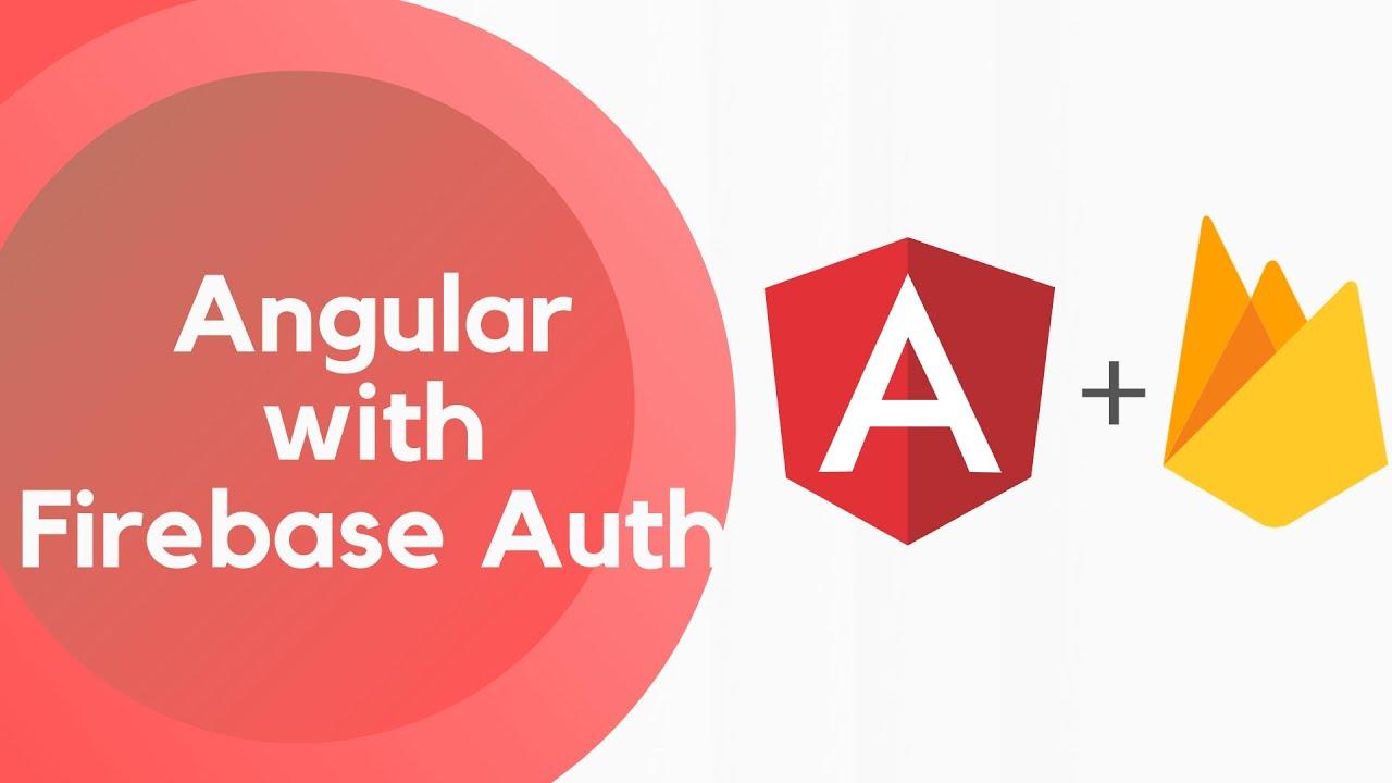 Angular Firebase Authentication | Login Signup with Angular Firebase