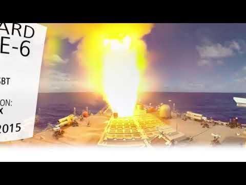 Raytheon SM 6 360 Interactive