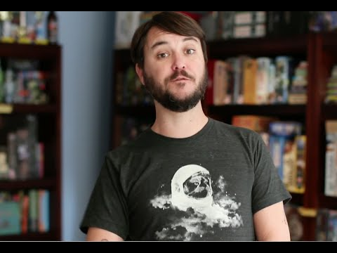 Quarterly Unboxing #3 with Wil Wheaton