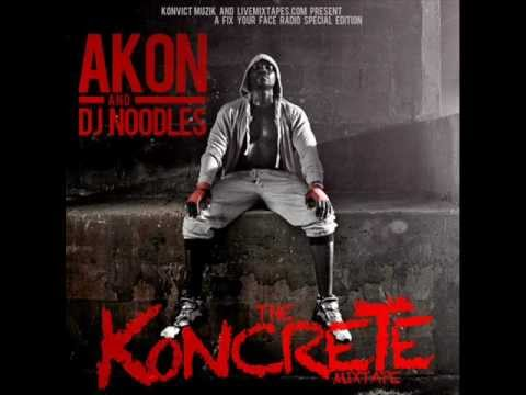 Akon - Still A Survivor/The Koncrete Mixtape - 2012 New