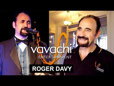 ROGER DAVY - VAVACHI ENTERTAINMENT CREATIVE HUB TV INTERVIEW