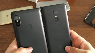 9 отличий и сравнение Xiaomi Redmi Note 5 от Redmi 5 plus