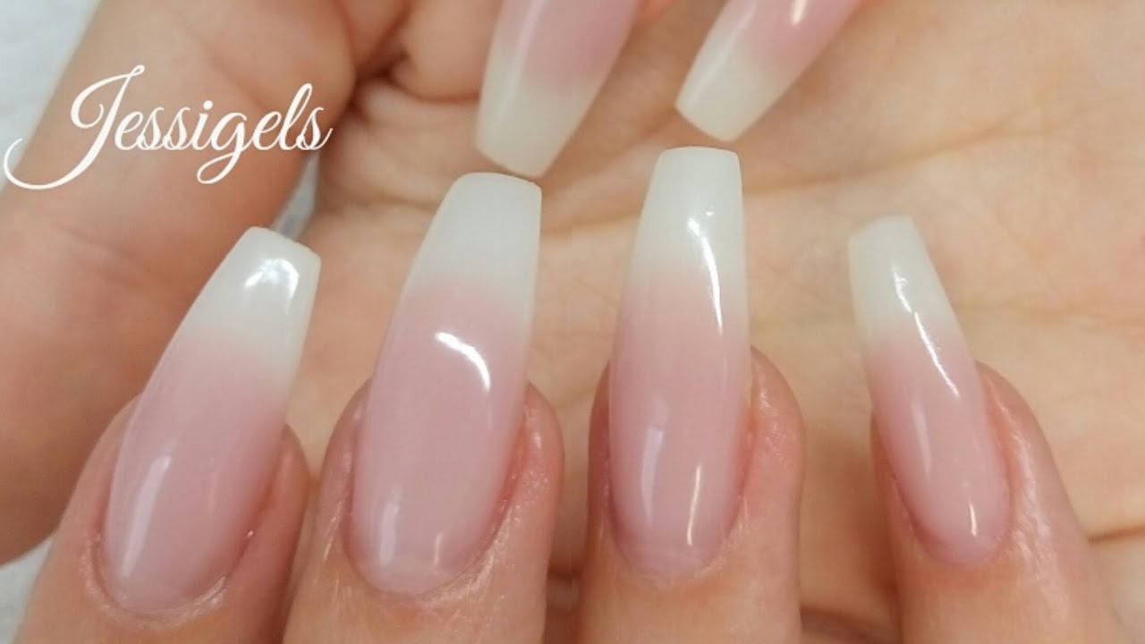 ♡ How to: Natural Gelnails - YouTube