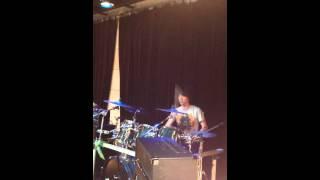 大好きなエメラルドソードのドラムをたたきました! 元ネタ...http://ww...