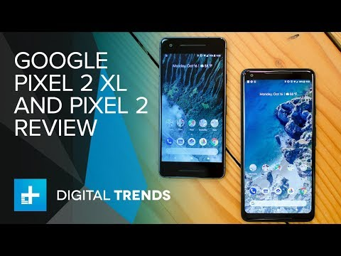 Google Pixel 2 and 2 XL Hands On Review
