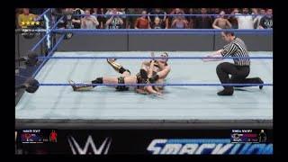 WWE 2K19 SD MANDY ROSE VS RONDA ROUSEY
