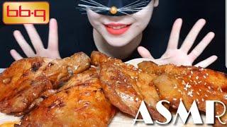 BBQ자메이카 통다리구이 먹방MUKBANGA,Jamaica Chicken Real Sounds,Eating Sounds,ASMR
