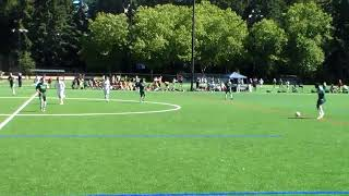 Highline College vs Bellevue College Men's Soccer