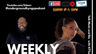 Daily K Podcast |  Underground Kyngz and QUEENZ