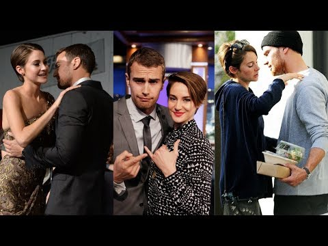 Shailene Woodley And Theo James Dating In Real Life..They Are In Love.