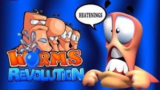 Worms Revolution - Harha-askelia