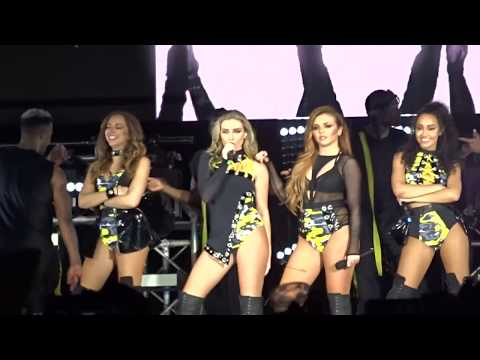 Little Mix - Shout Out To My Ex ViennaWien Austria 270517
