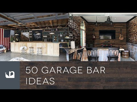 50 Garage Bar Ideas Youtube