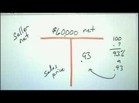 Math Practice Handout - CBG School Of Real Estate