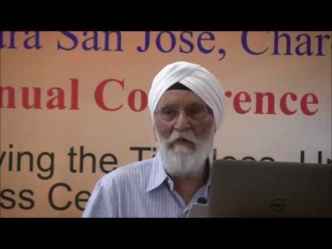 SGGS Conference 2016 - Naam Simran – Concept and Practice - Dr. Inder Mohan Singh