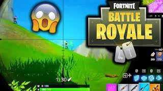 INSANE SOLO SQUADS GAME!!! (Fortnite Battle Royale Gameplay)