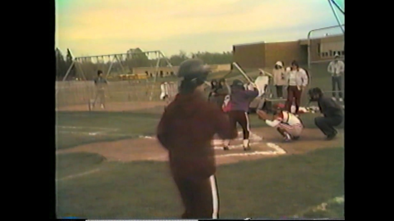 NCCS - Beekmantown Softball  4-28-87