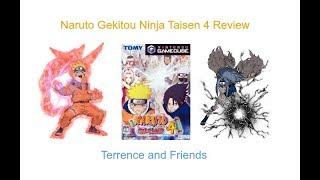 Terrence and Friends Reviews #17 Naruto Gekitou Ninja Taisen 4