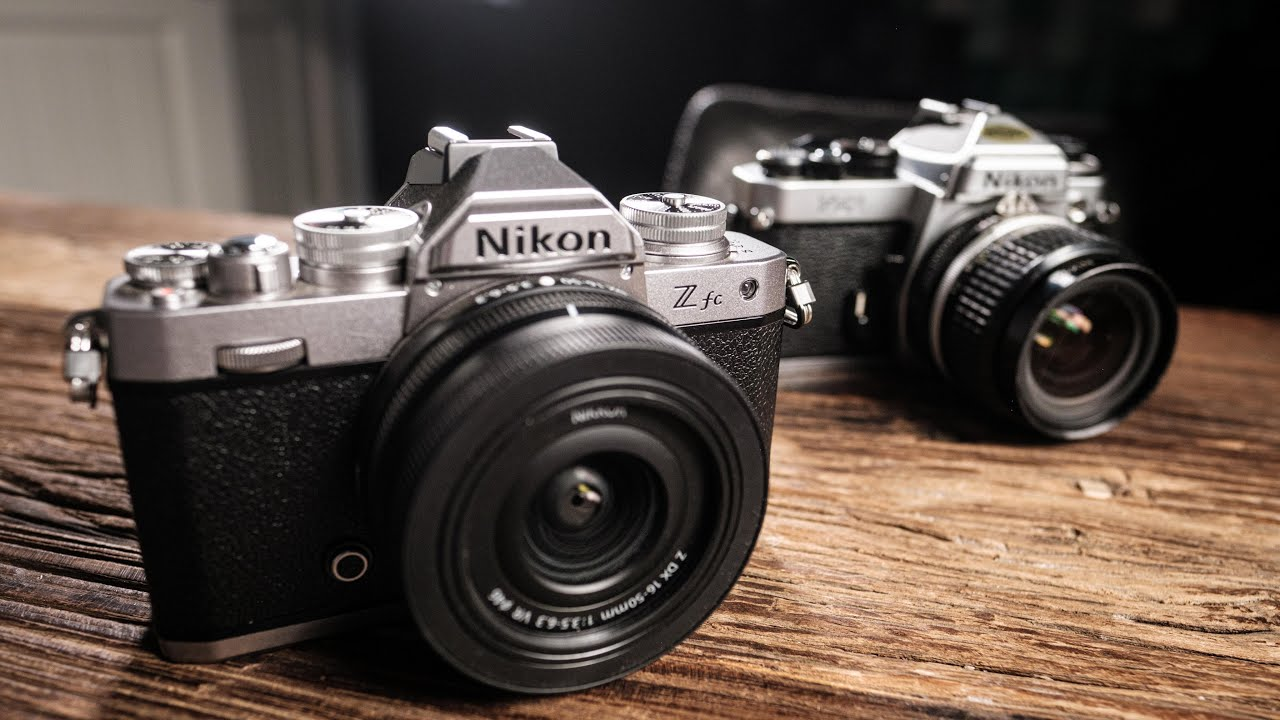 Nikon Z fc - This is not the APS-C system you're looking for (probably)