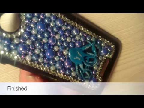 Octopus Bling Case