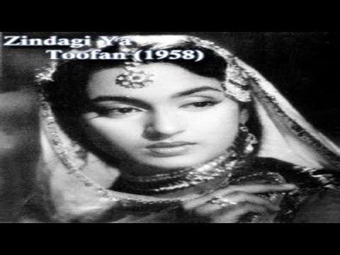 ZINDAGI YA TOOFAN - Pradeep Kumar, Nutan
