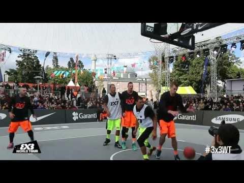 [FULL GAME] SF Caracas (VEN) v Brezovica (SLO) - 2013 FIBA #3x3WT Istanbul Final