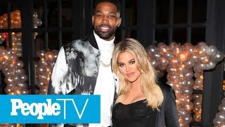 Khloé Kardashian And Tristan Thompson Welcome Daughter Days After Cheating Scandal | PeopleTV