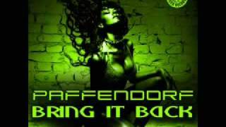 Paffendorf - Bring It Back (Radio Edit)