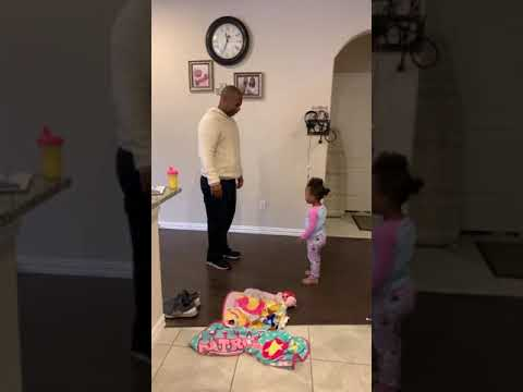 Big Jim - At Work - WATCH: Daddy/Daughter Dance Moves