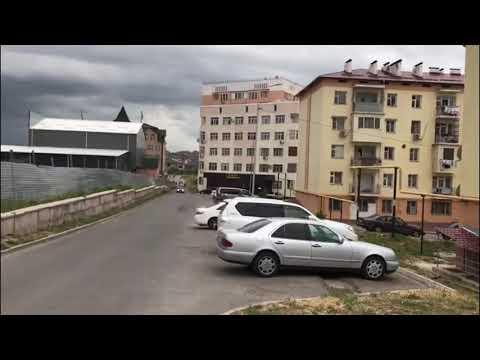 Мкр Нурсат, 2 этаж  3х комнатная