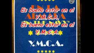 Y.M.C.A. - Guillermo (Lyrics)