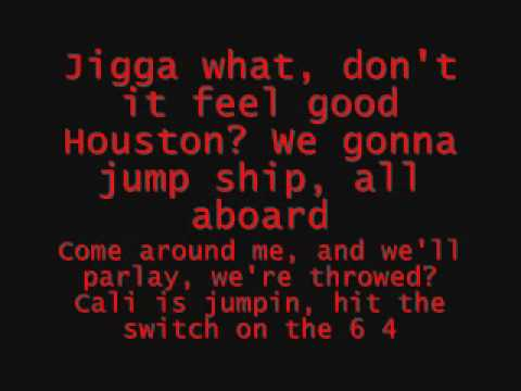 Flo Rida - Jump Lyrics