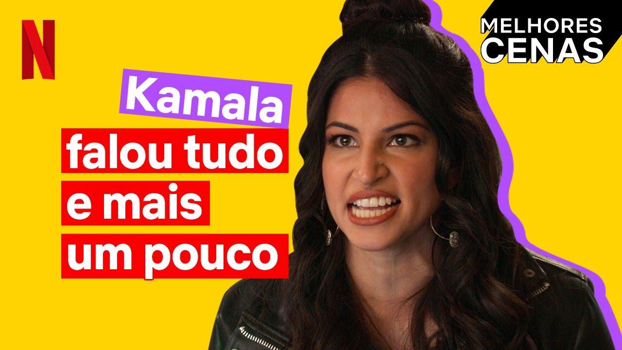 Eu Nunca…: Kamala acabando com machista | Melhores Cenas | Netflix Brasil
