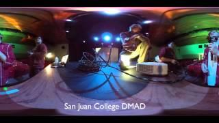 san juan college digital media arts and design 360 degree video
