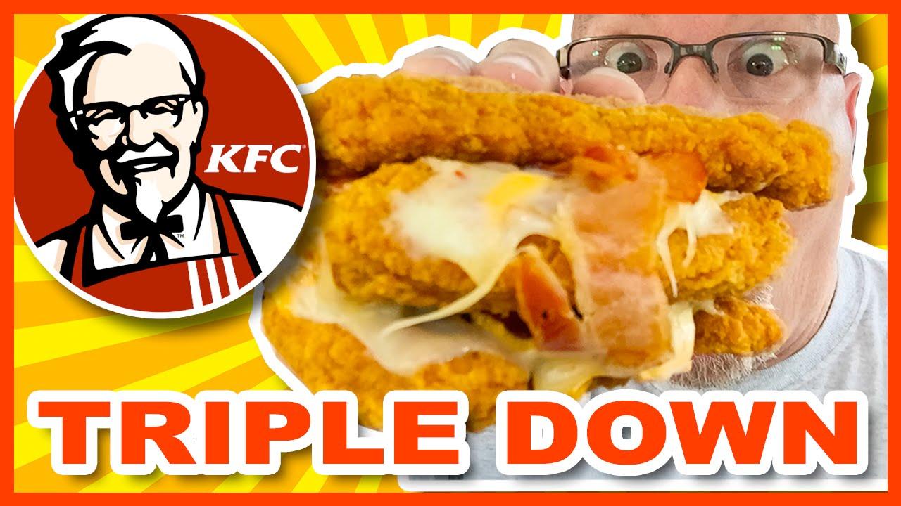 KFC Secret Menu Item