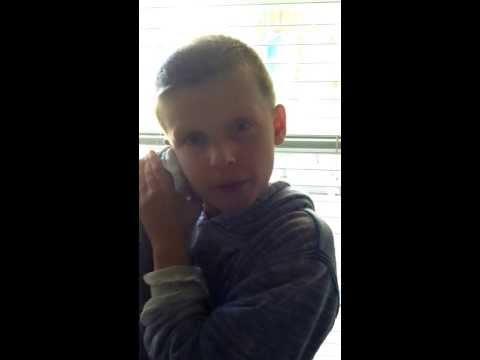 """Nonverbal Autistic Boy, Jack Robbins, Sings Katy Perry's """"Roar""""!"""