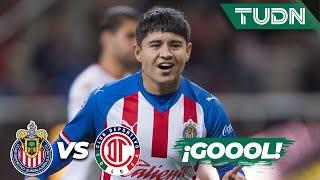 ¡Penal para Chivas que anota la 'Chofis' López! | Chivas 2 - 1 Toluca | Liga Mx - CL 2020 J-3 | TUDN