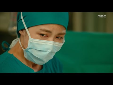 [Hospital Ship]병원선ep.29,30Ha Ji Won, operative house shaking hands in extreme frying!20171018